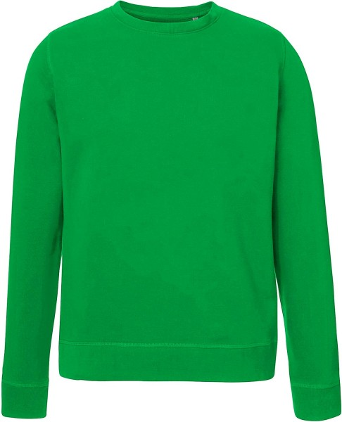 Sweatshirt Bio-Baumwolle - fresh green