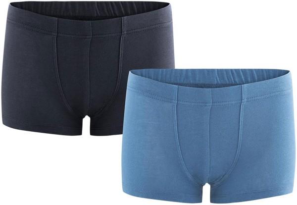Jungs Pants Unterhosen Doppelpack Bio-Baumwolle