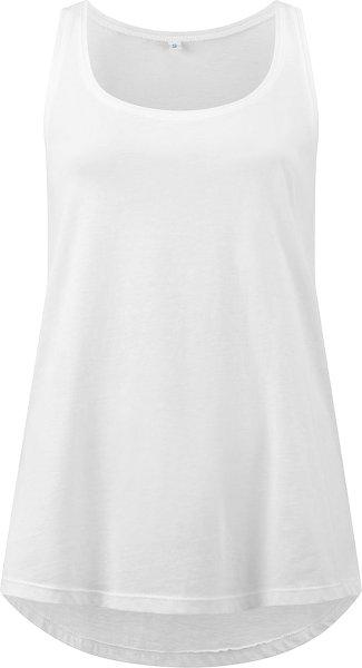 Organic Tank-Top - white