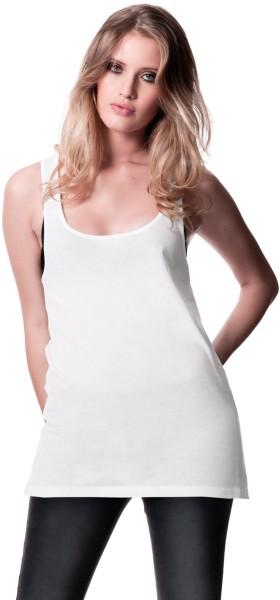 Organic Tunic Vest weiss - Bild 1