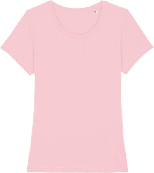 T-Shirt aus Bio-Baumwolle - cotton pink