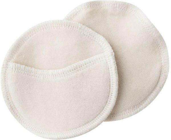 Abschminkpads aus Bio-Baumwolle - 7er-Pack - natural