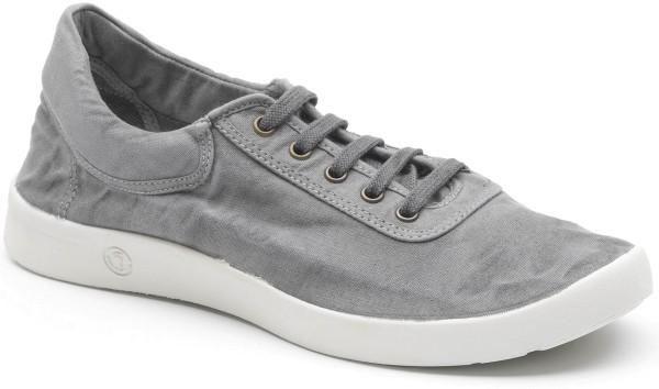 Basquet Sport Enzimatico – Schnürschuhe aus Bio-Baumwolle – gris