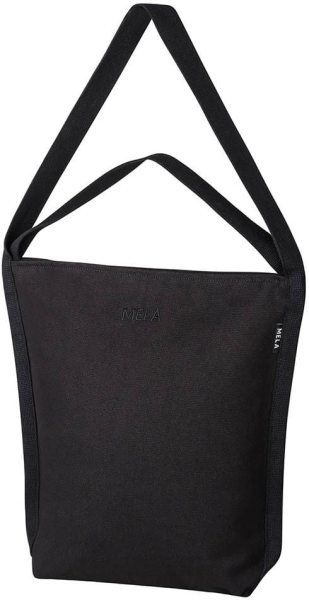Fairtrade Totebag Aditi aus Bio-Baumwolle - schwarz