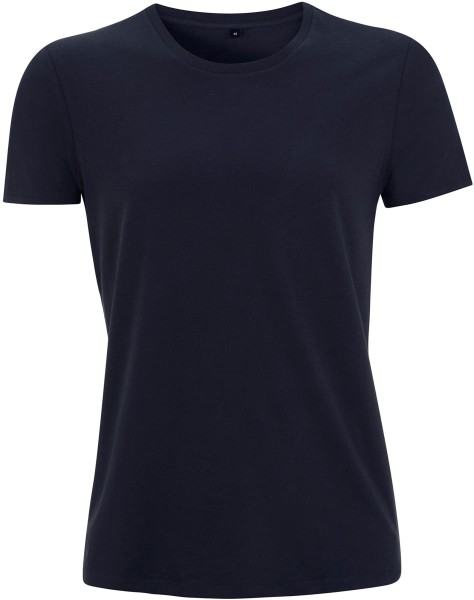 Unisex Slim-Cut T-Shirt - navy