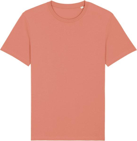 T-Shirt aus Bio-Baumwolle - rose clay