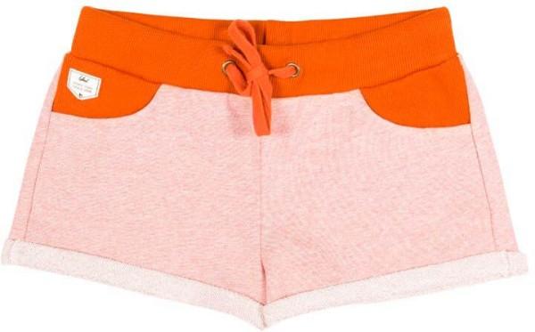 Quest Damen Short aus Bio-Baumwolle - orange
