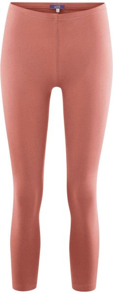 7/8 Leggings aus Bio-Baumwolle - blush