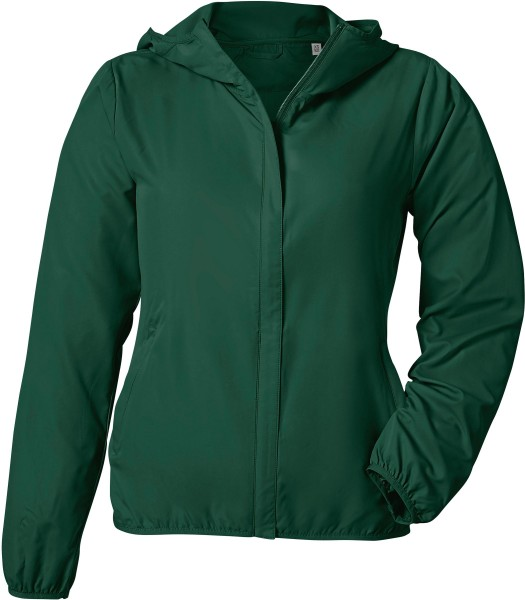Winds - Windbreaker aus recyceltem Polyester - bottle green