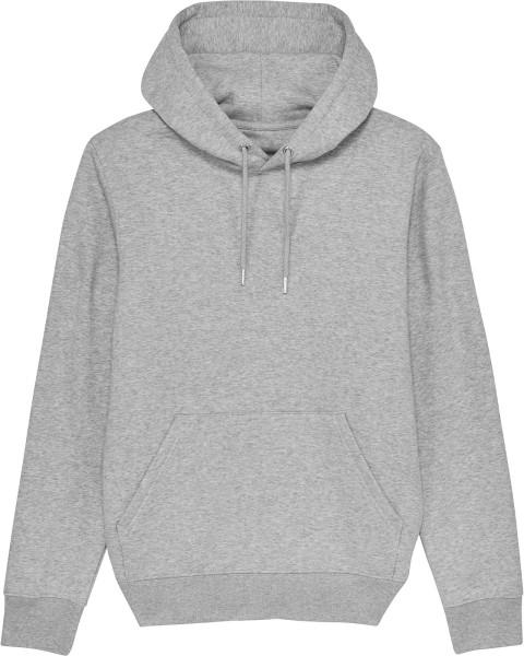 Unisex Hoodie aus Bio-Baumwolle - heather grey