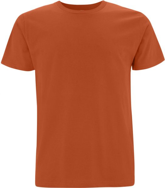 Organic T-Shirt CO2-neutral - dark orange