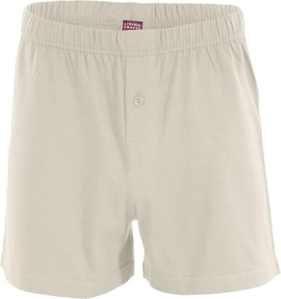 Herren Boxer Shorts aus reiner Biobaumwolle