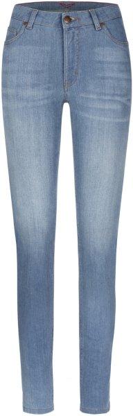 Hanna - 5 Pocket Jeans aus Bio-Baumwolle - summer blue