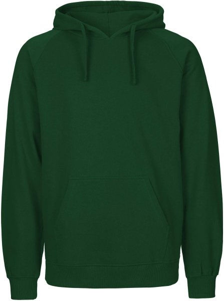 Hooded Sweatshirt aus Fairtrade Bio-Baumwolle - bgreen