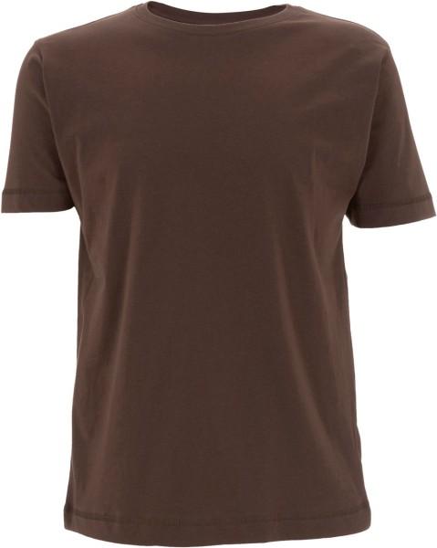 Classic Jersey T-Shirt braun