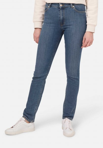 Regular Fit Jeans Swan - authentic indigo