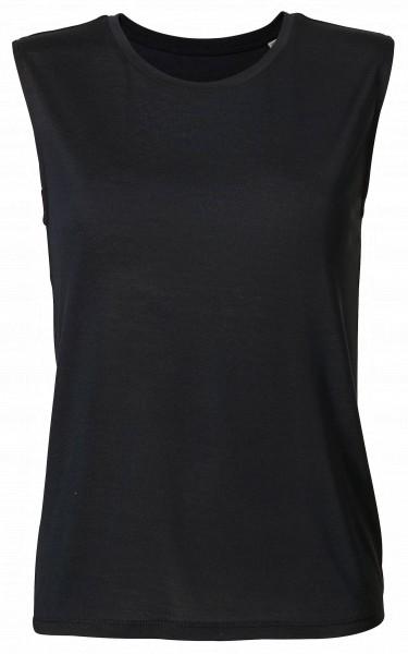 Sparkles Modal - T-Shirt aus 100% Modalfasern - schwarz - Bild 1