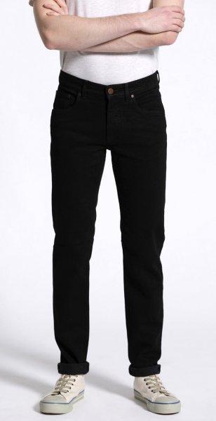 Finn - 5 Pocket Jeans aus Bio-Baumwolle - black