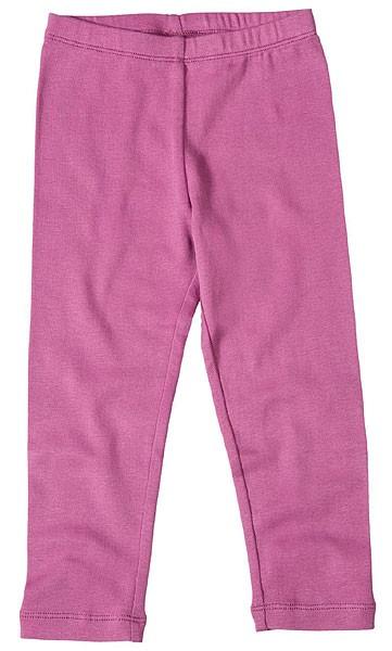 Kinder Leggings aus Bio-Baumwolle - purple - Bild 1