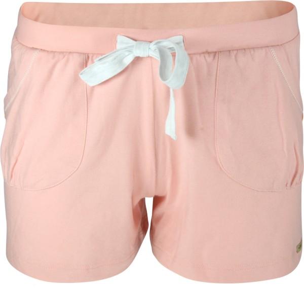 Relax-Shorts aus Fairtrade Bio-Baumwolle - lachs