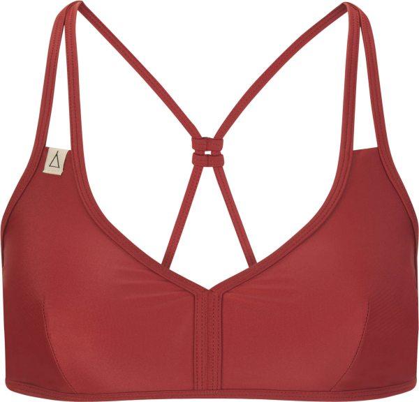 Bikini Top Chill - ruby