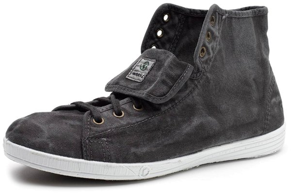 Bota Sport Enzimatico - Sneakers aus Bio-Baumwolle - negro - Bild 1