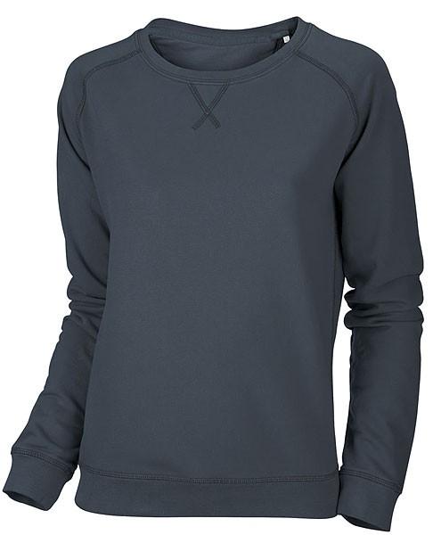 Trips Vintage - Sweatshirt aus Bio-Baumwolle - blau - Bild 1