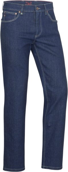Finn - 5 Pocket Jeans aus Bio-Baumwolle - classic blue