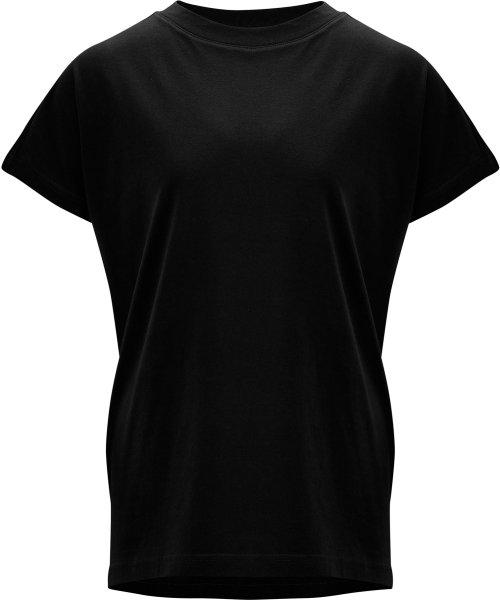 Fairtrade T-Shirt Madhu aus Bio-Baumwolle - schwarz