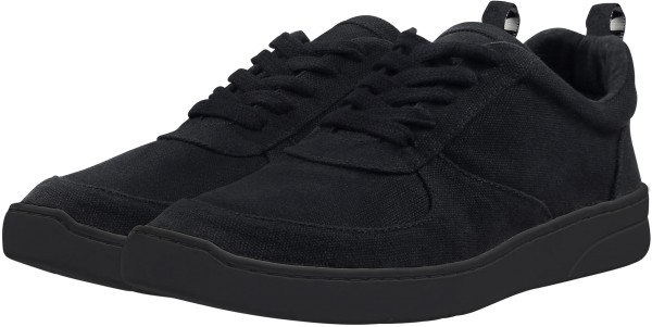 Herren Fairtrade Sneaker aus Bio-Baumwolle - all black