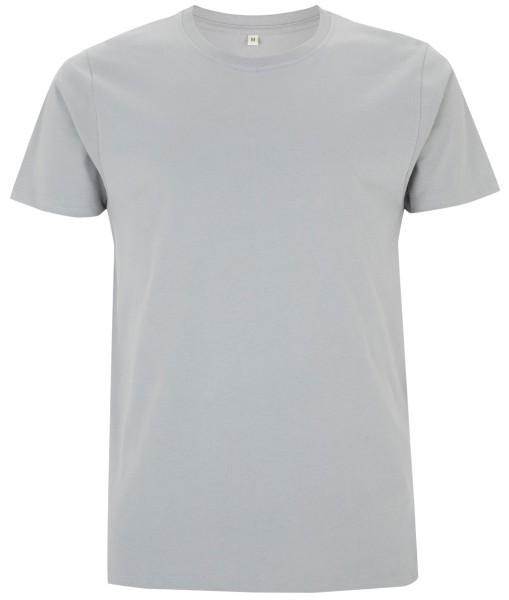 Graues Bio Shirt Herren