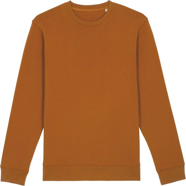 Unisex Sweatshirt aus Bio-Baumwolle - roasted orange