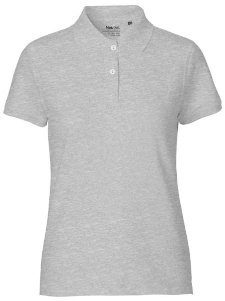 Polo Shirt Frauen tailliert Fairtrade - O22980