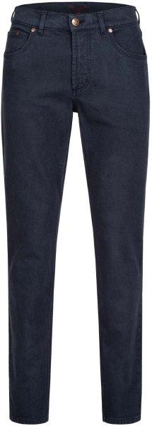 Finn - 5 Pocket Jeans aus Bio-Baumwolle - navy