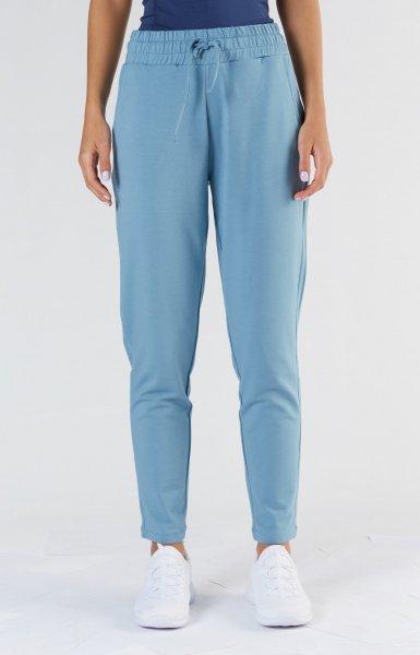 Jogging Hose aus Bio-Baumwolle & Modal - atlantic blue
