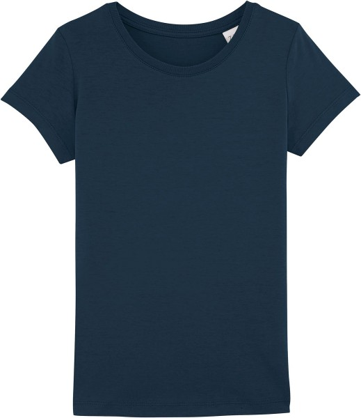 Kinder T-Shirt - Mini Draws Bio-Baumwolle - navy - Bild 1