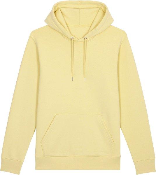 Unisex Hoodie aus Bio-Baumwolle - yellow mist