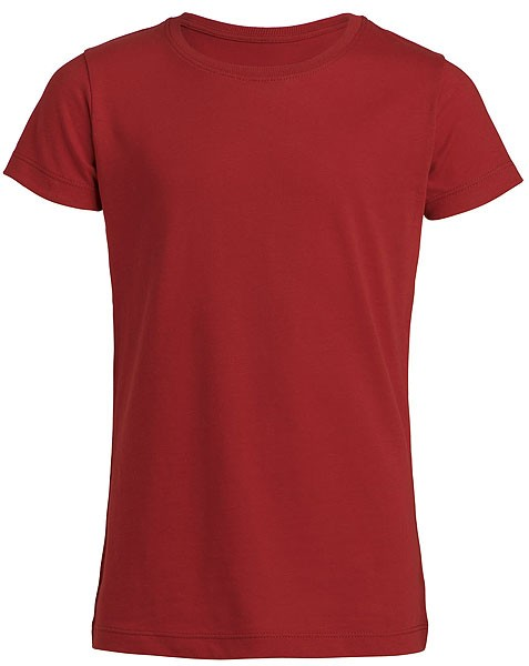 Kinder T-Shirt - Mini Draws Bio-Baumwolle - rot - Bild 1