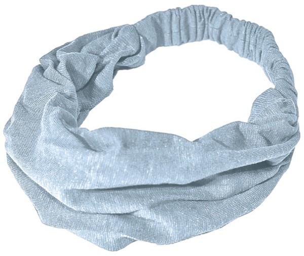 Haarband HempAge grau Hanf Bio-Baumwolle vegan