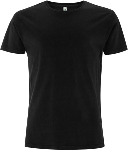 Tencel Blend T-Shirt - black