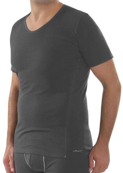 V-Ausschnitt Shirt Fairtrade 2-30-2072