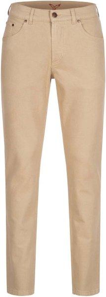 Finn - 5 Pocket Jeans aus Bio-Baumwolle - camel