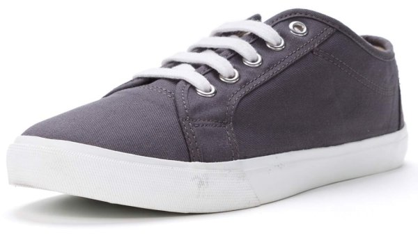 Fair Skater - Fairtrade Sneaker - pewter grey