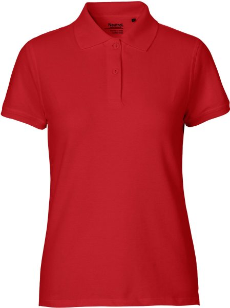 Polo Shirt Frauen Fairtrade Biobaumwolle - Neutral
