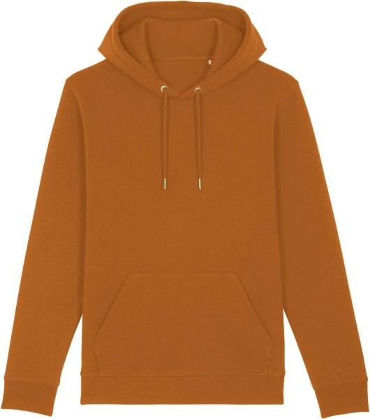 Unisex Hoodie aus Bio-Baumwolle - roasted orange