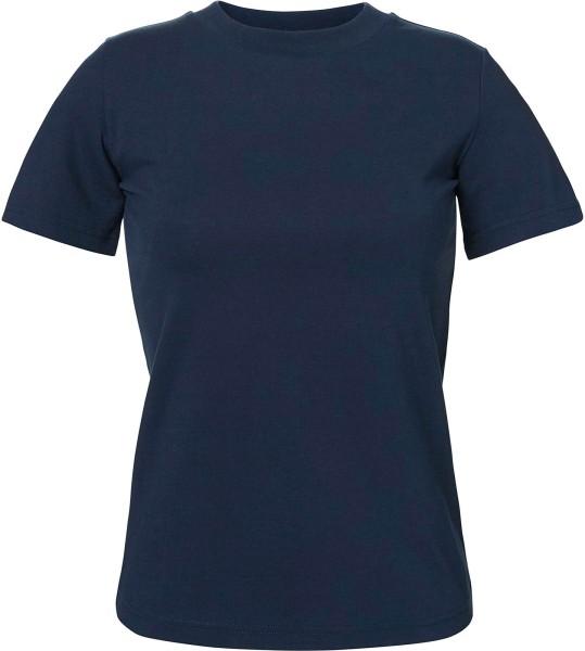 Selects - Rippshirt aus Bio-Baumwolle - french navy - Bild 1