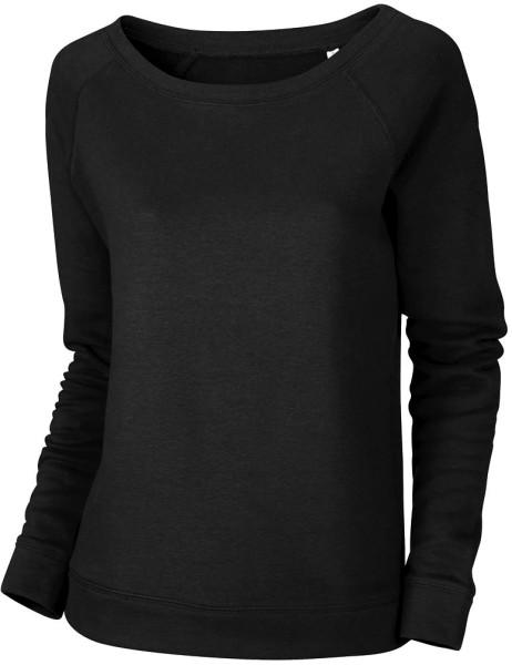 Escapes - Sweatshirt aus Bio-Baumwolle - schwarz - Bild 1