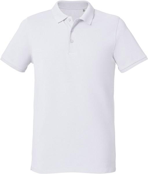 Competes - Klassisches Poloshirt aus Bio-Baumwolle - weiss