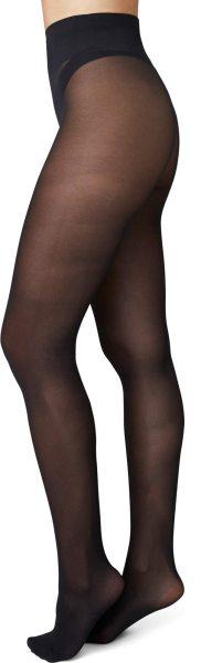 Svea Premium Tights - Strumpfhose aus Nilit - black