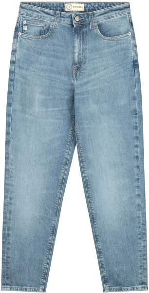 Mom Fit Jeans Mams Stretch - old stone